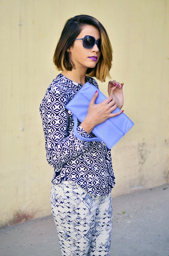Print Life | Vero Moda | Akanksha Redhu | half side prints bag up