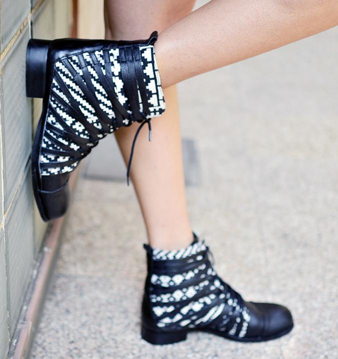 Stripes | Sbuys | Akanksha Redhu | shoes