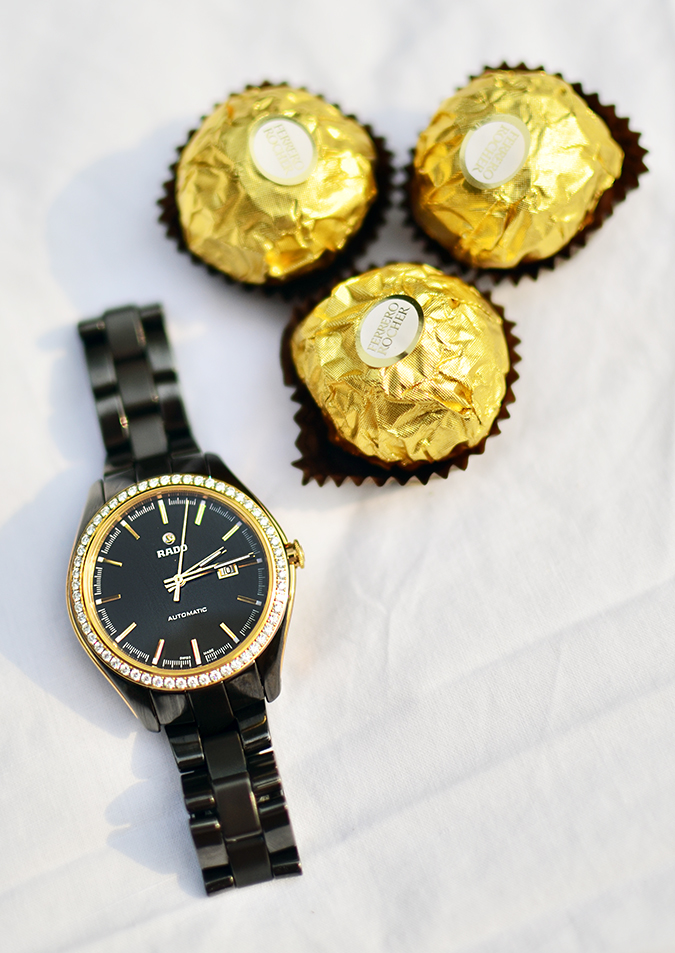 Valentine's Day Ready | Chandon India | Akanksha Redhu | watch with chocolates