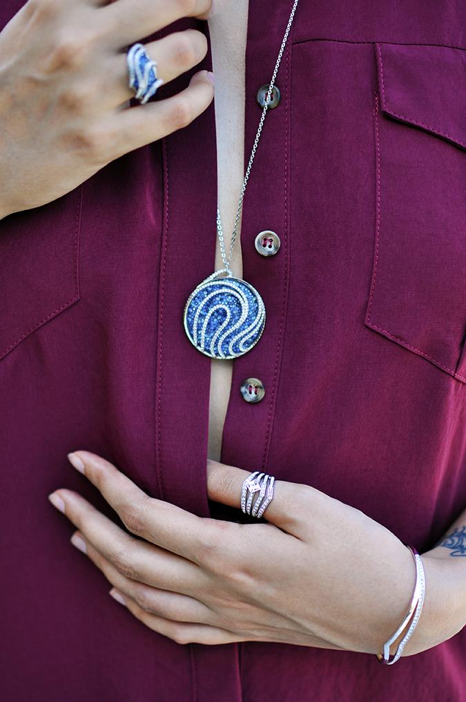 Lad Koh | Koh Samui | Thailand | Akanksha Redhu | necklace rings