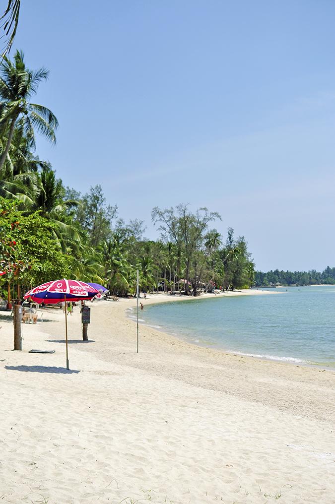Coconut Beach | Koh Samui | Akanksha Redhu | #RedhuxKohSamui | beach front