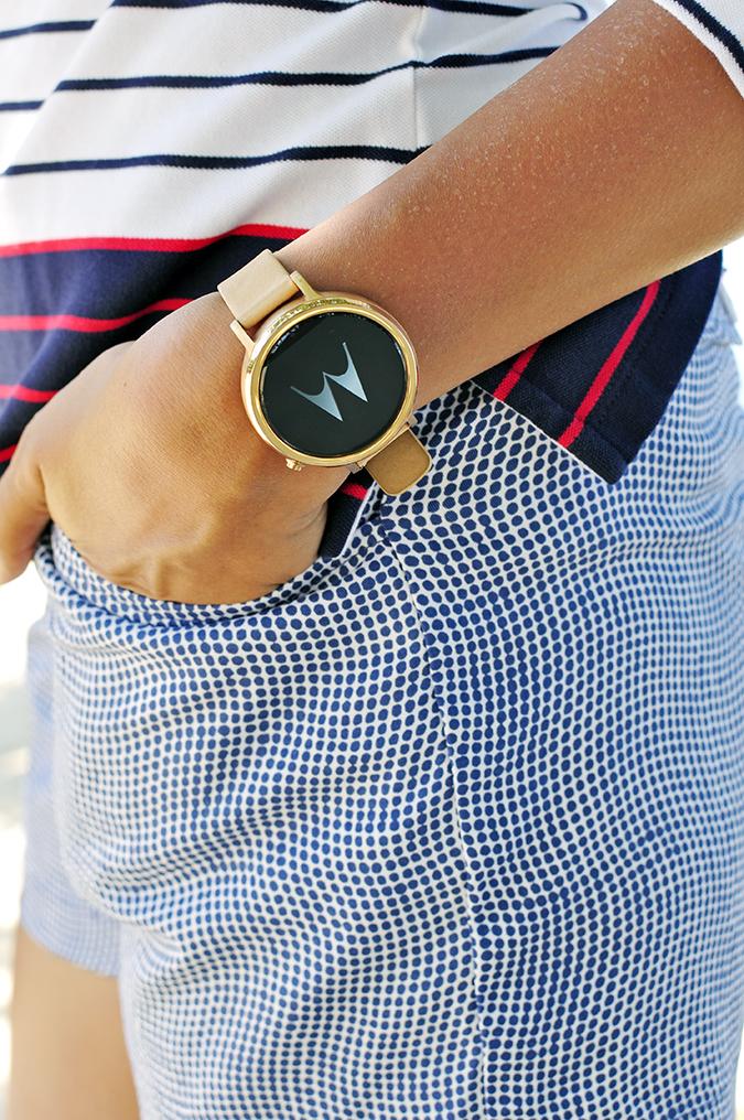 Koh Samui | Akanksha Redhu | #RedhuxKohSamui | hand in pocket logo on watch