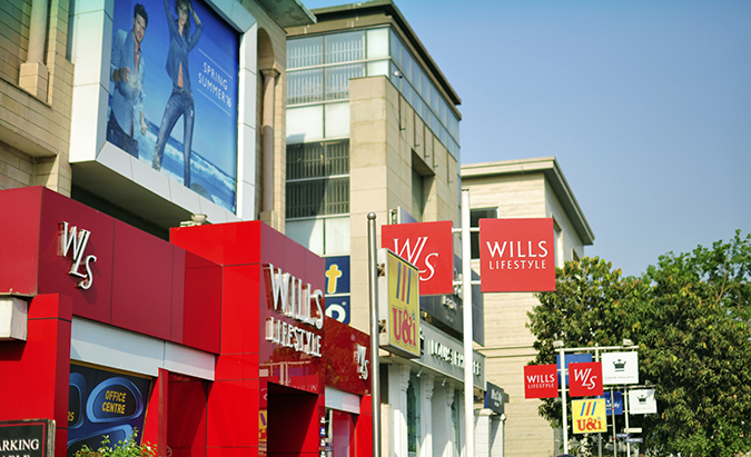 Wills Lifestyle | Akanksha Redhu | exterior wide