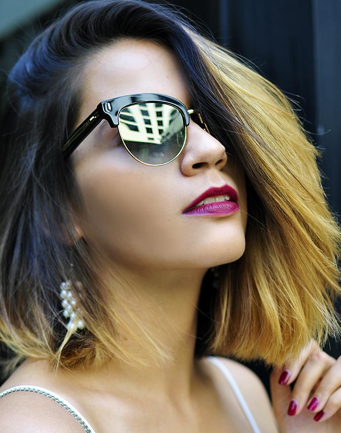 Estée Lauder | Akanksha Redhu | sunglasses