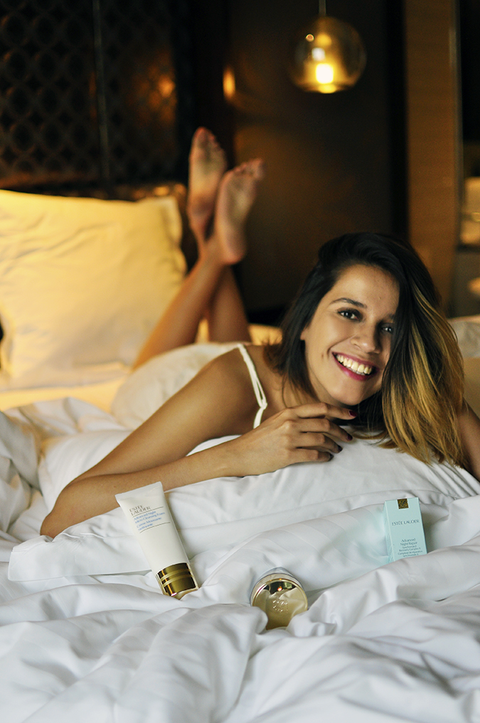 Estée Lauder | Akanksha Redhu | pillow smile