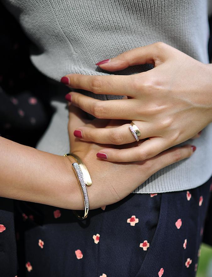 Melorra Jewellery | Akanksha Redhu | bangle and ring