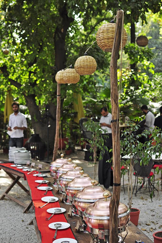 Canon EOS 1300D   Akanksha Redhu   #ReadyWithEOS1300D   food laid out