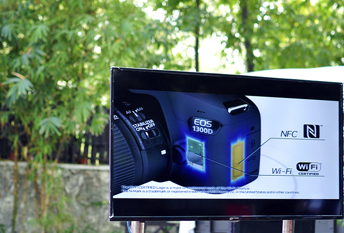 Canon EOS 1300D | Akanksha Redhu | #ReadyWithEOS1300D | camera presentation