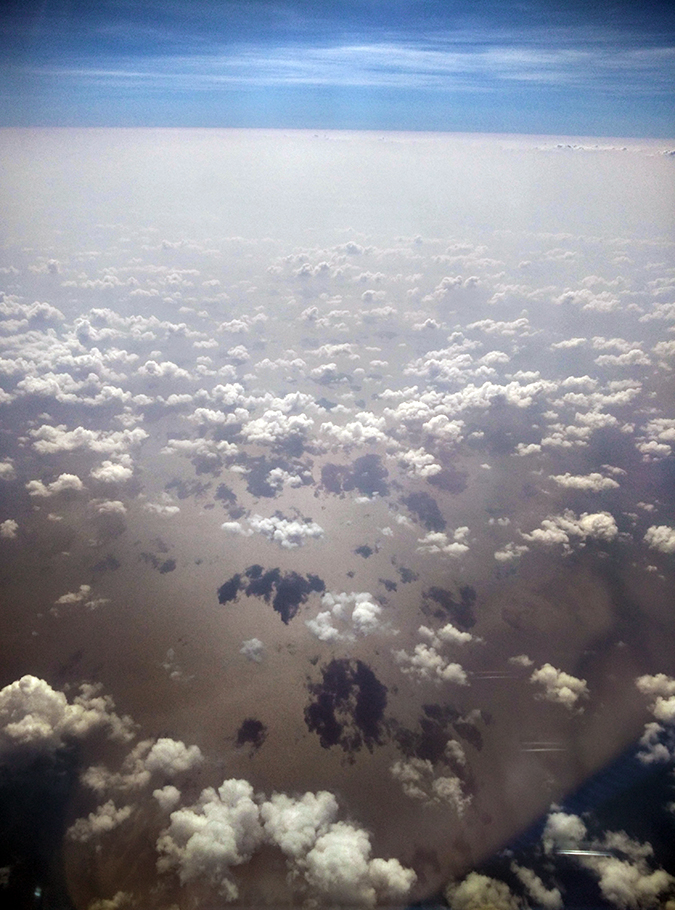 Koh Samui | Akanksha Redhu | clouds plane