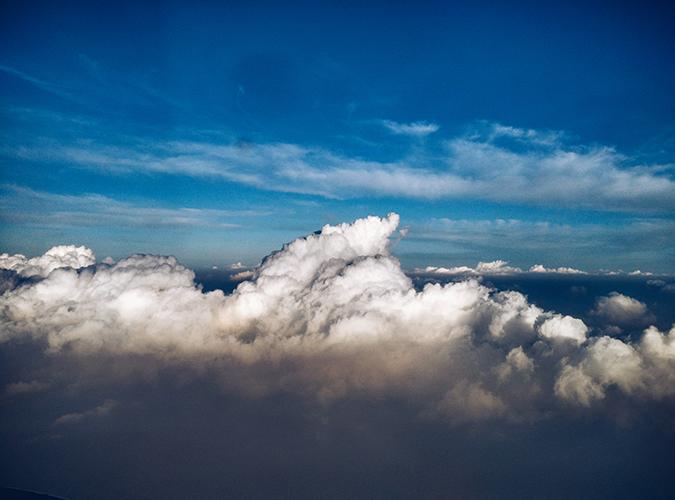 Rishikesh | Akanksha Redhu | clouds