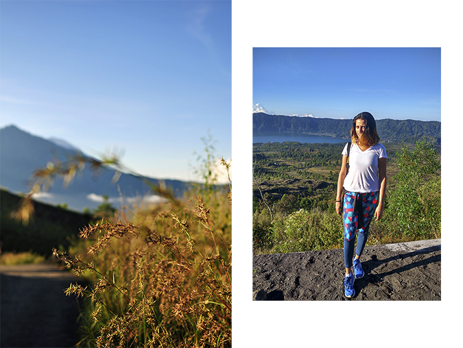 Mount Batur Sunrise Trek | Bali | Akanksha Redhu | combo full front hair open