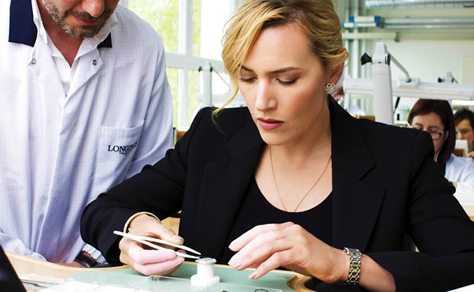 Longines | Akanksha Redhu | assembling watch