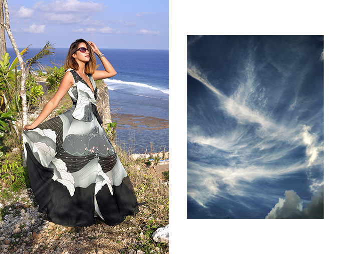 Pantai Melasti | Bali | Akanksha Redhu | combo full side edge wispy clouds