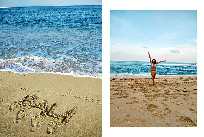 Nikkos Beach | Bali | Akanksha Redhu | combo bikini bali