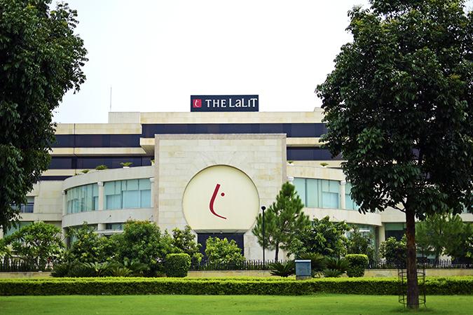 The Lalit Chandigarh | Akanksha Redhu | hotel exterior