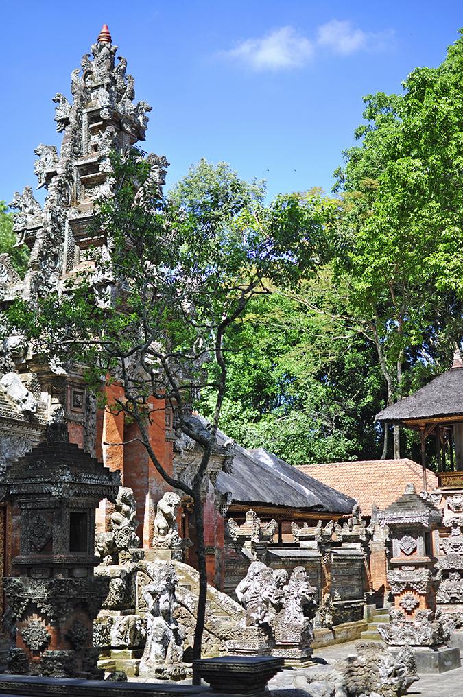 Sacred Monkey Forest Sanctuary - Ubud   Akanksha Redhu   temple side long