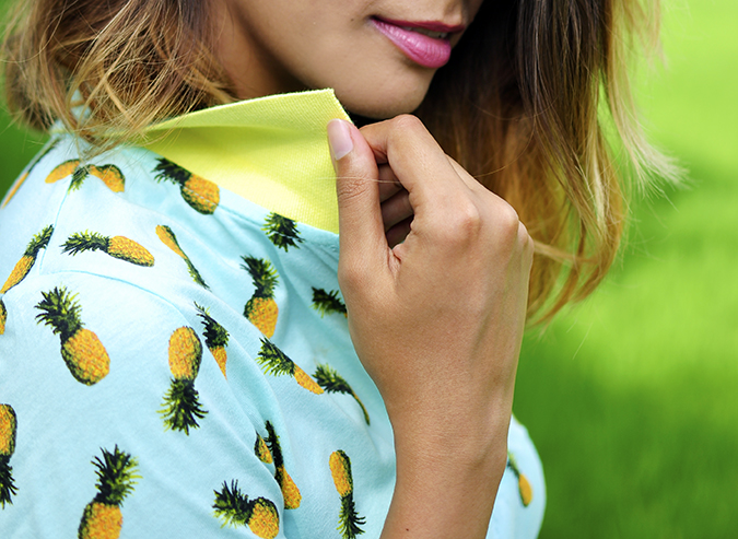 Bali Life | Amazon India | Akanksha Redhu | pineapple print
