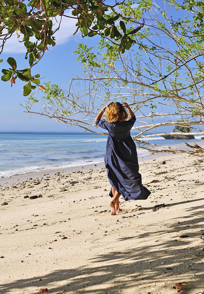 Padang Padang Beach   Bali   Akanksha Redhu   full back far