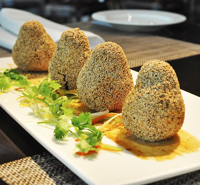 JW Marriott |Chef Vivek Bhatt | Akanksha Redhu | goolar kebab