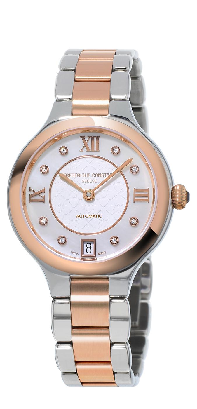 Frédérique Constant | Akanksha Redhu | watch plain long