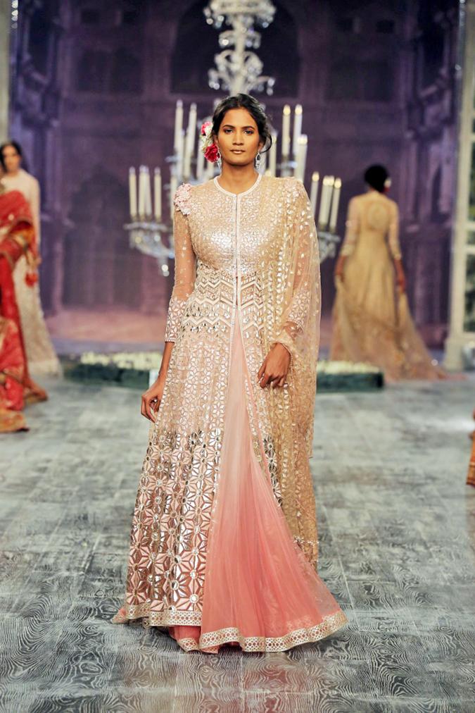 India Couture Week 2016 | Akanksha Redhu | TT3