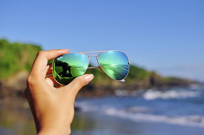Kedungu Beach | Bali | Akanksha Redhu | sunglasses