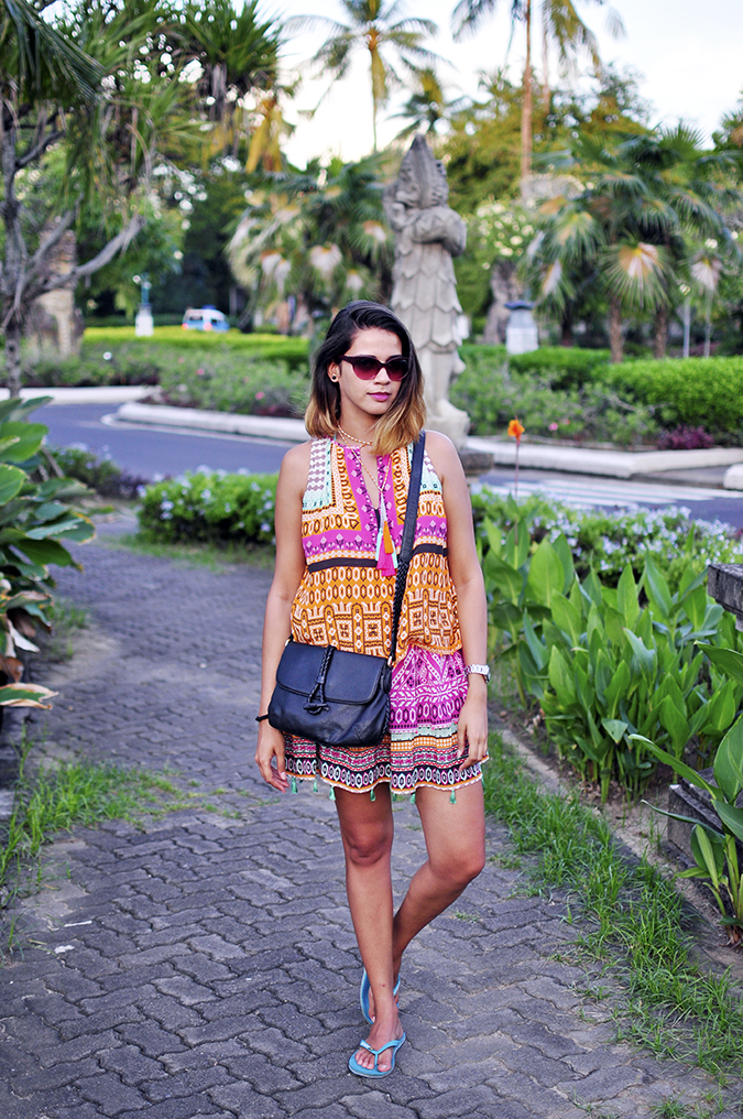 Nusa Dua | Bali | Akanksha Redhu | full front slightly far