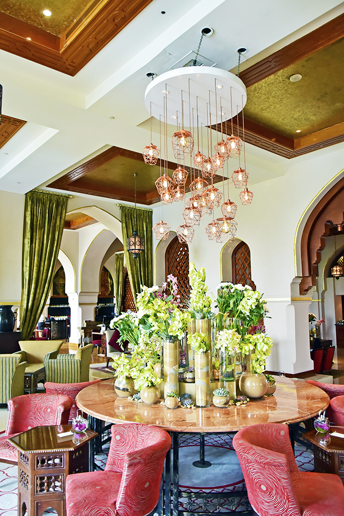 Emirates Holidays | Dubai | Akanksha Redhu | palace downtoen interiors