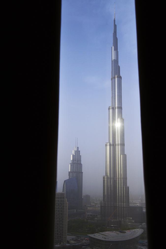 Emirates Holidays | Dubai | Akanksha Redhu | taj view burj khalifa