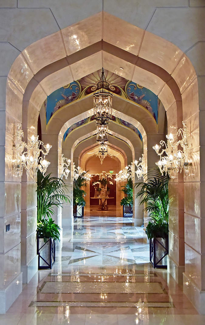 Atlantis The Palm | Dubai | Emirates Holidays | Akanksha Redhu | suite arches long
