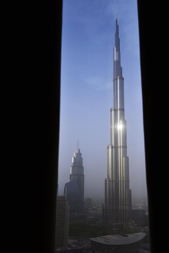 Taj Dubai | #EmiratesHolidays | Akanksha Redhu | burj khalifa view
