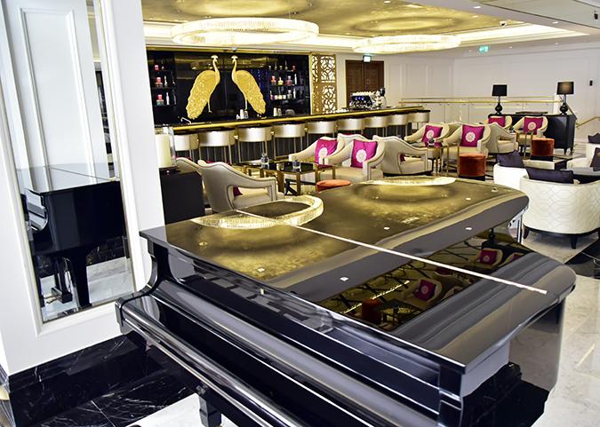 Taj Dubai | #EmiratesHolidays | Akanksha Redhu | piano