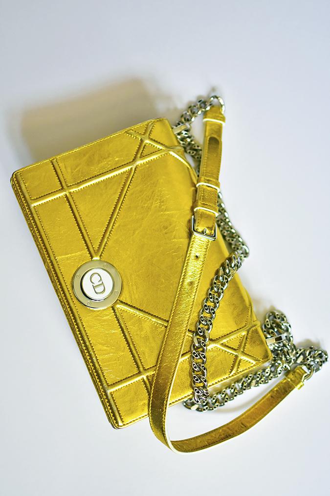 Dior | Akanksha Redhu | full bag flatlay long