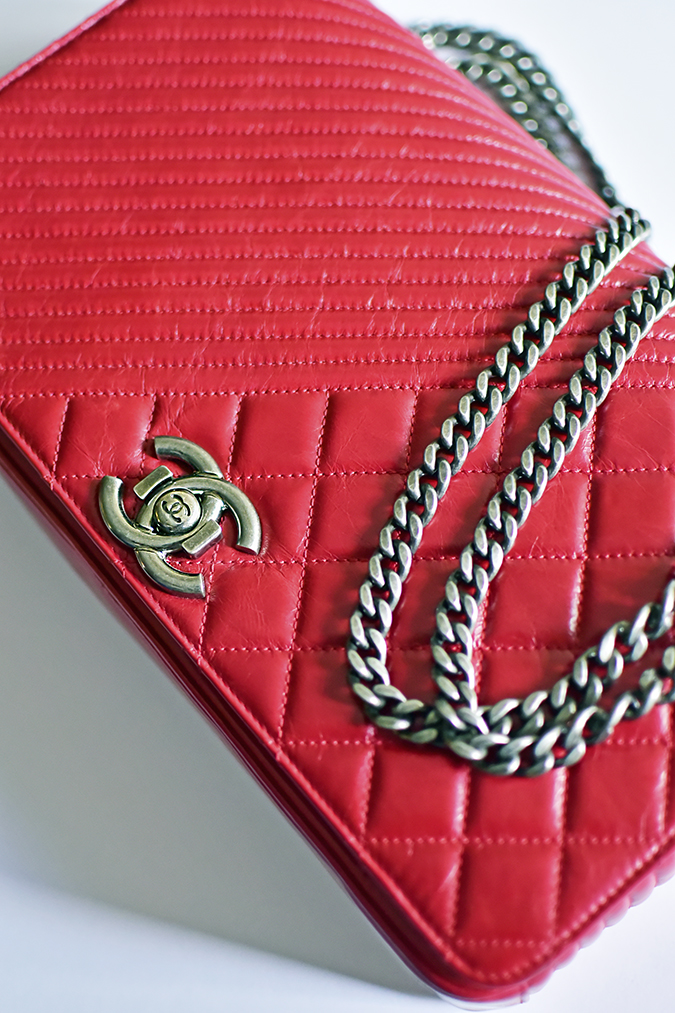 Bags | Akanksha Redhu | Chanel closeup