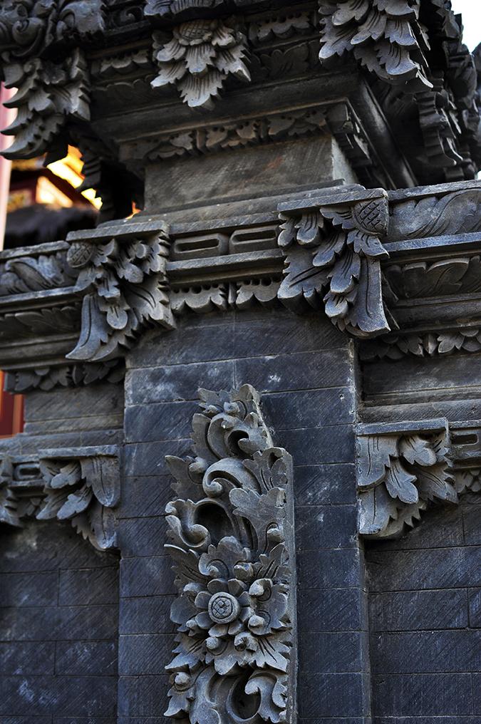 Lovina Beach | Bali | Akanksha Redhu | stone work