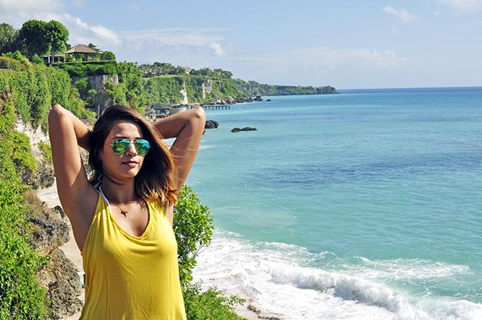 Tegal Wangi Beach | Bali | Akanksha Redhu | half front wide