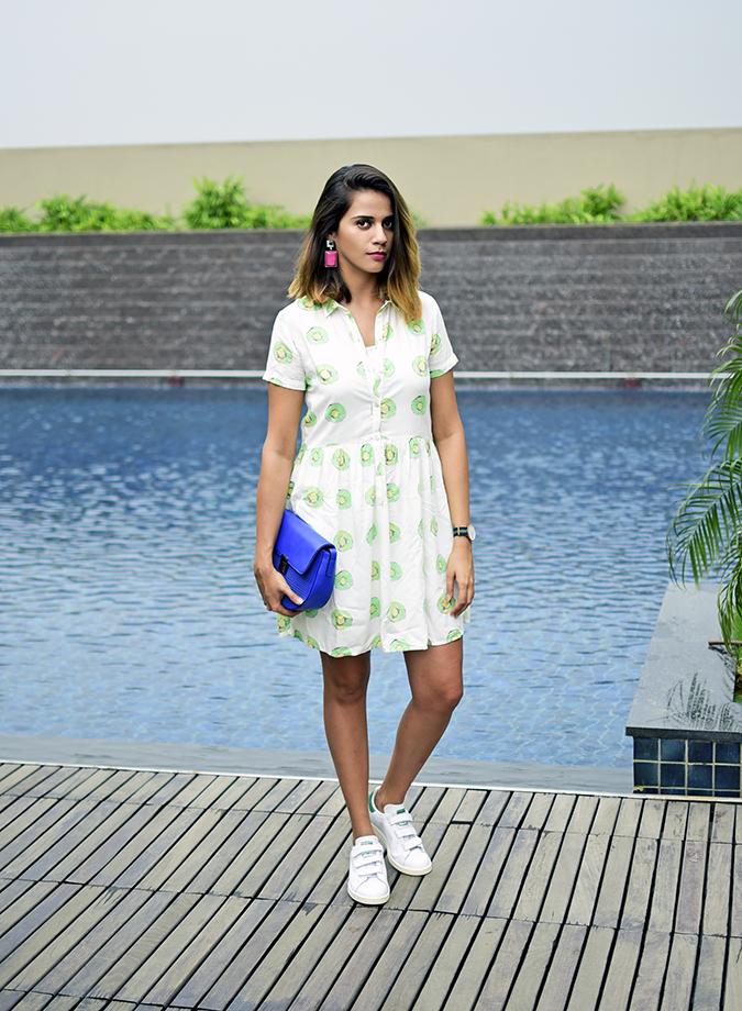 Benetton | Akanksha Redhu | full front pool