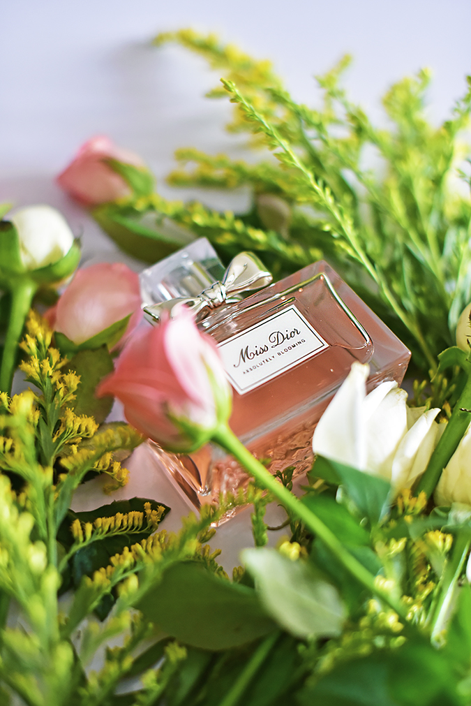 Miss Dior Absolutely Blooming | Akanksha Redhu | flowers everywhere