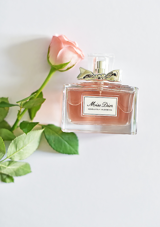 Miss Dior Absolutely Blooming | Akanksha Redhu | one rose and bottle