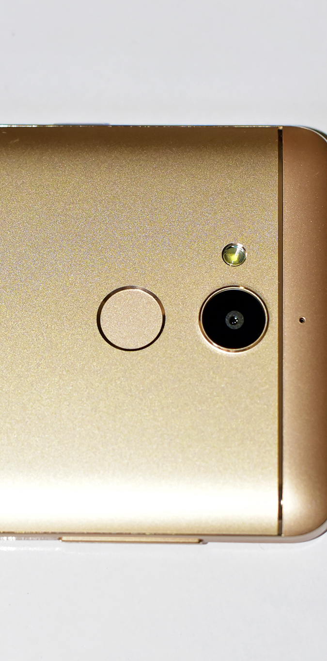 Coolpad Note 5 | Akanksha Redhu | back camera close
