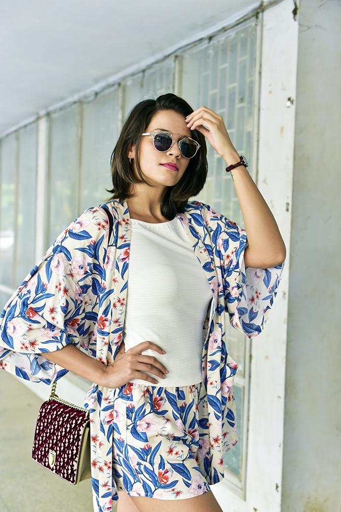 Sbuys | Akanksha Redhu | half side arn up hand on waist