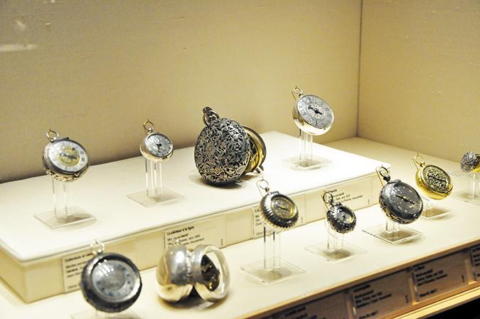 #GlionLuxury | Akanksha Redhu | patek museum eatches 14
