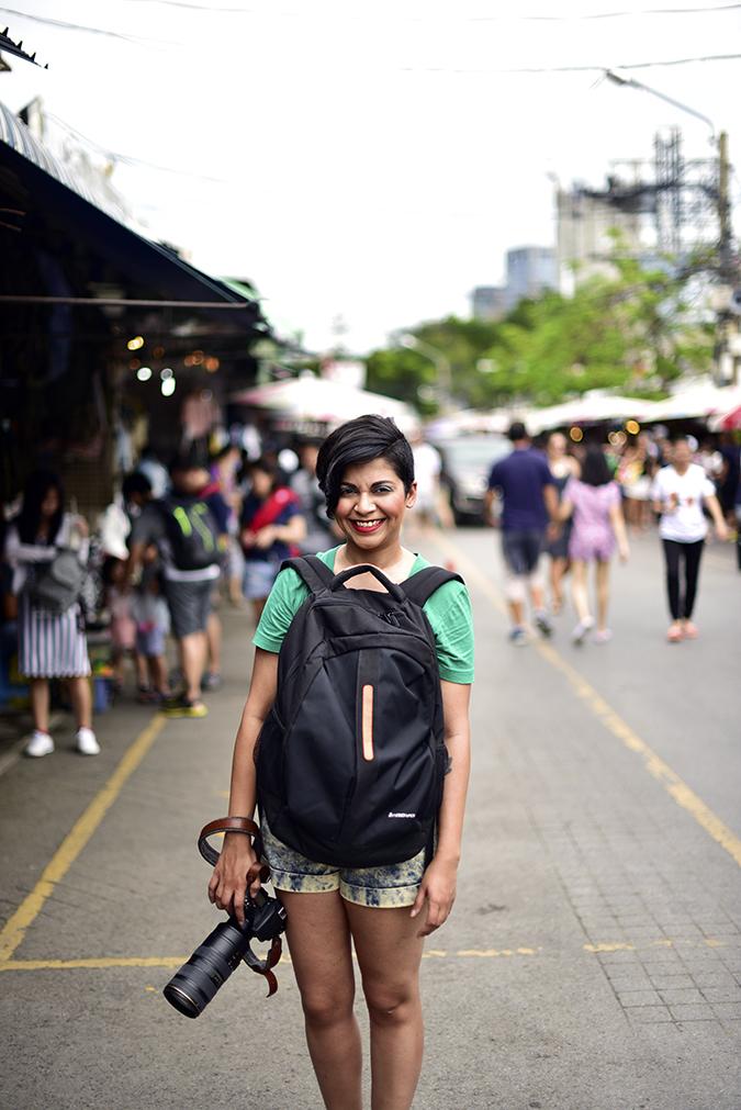 Chatuchak Weekend Market Bangkok | Akanksha Redhu | Naina