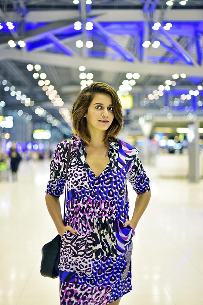 Bangkok | Akanksha Redhu | half front airport