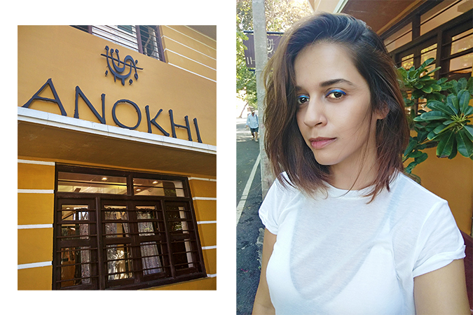Pondicherry | Akanksha Redhu | Anokhi blue liner