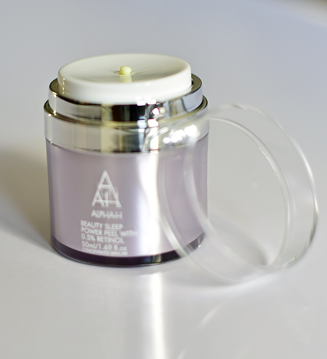 Alpha-H Beauty Sleep Power Peel | Akanksha Redhu | product coming out