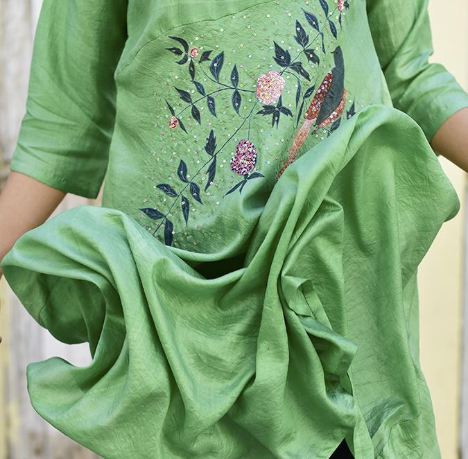 Bhusattva | Akanksha Redhu | fabric fly