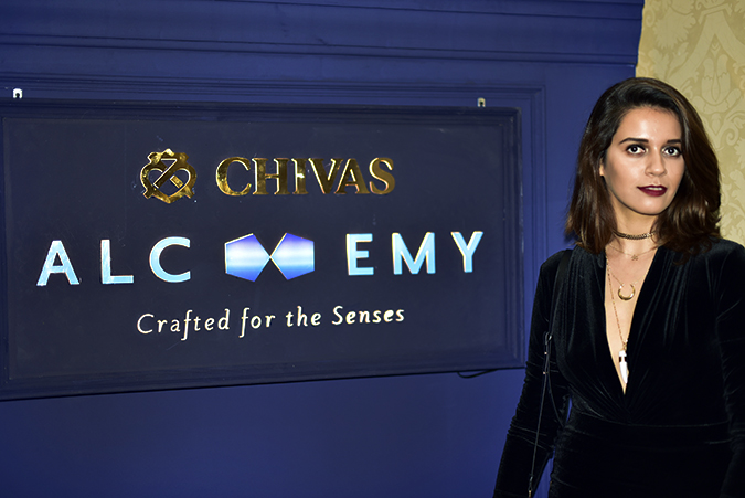 Chivas 18 Alchemy | Akanksha Redhu | me branding wide