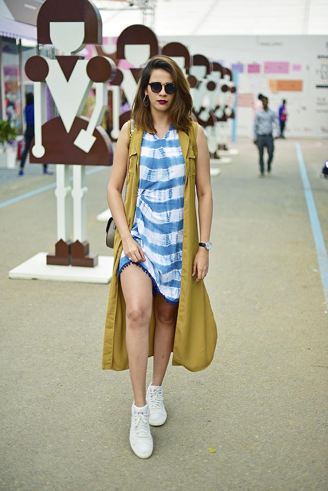 Amazon India Fashion Week   Akanksha Redhu   full front dress up