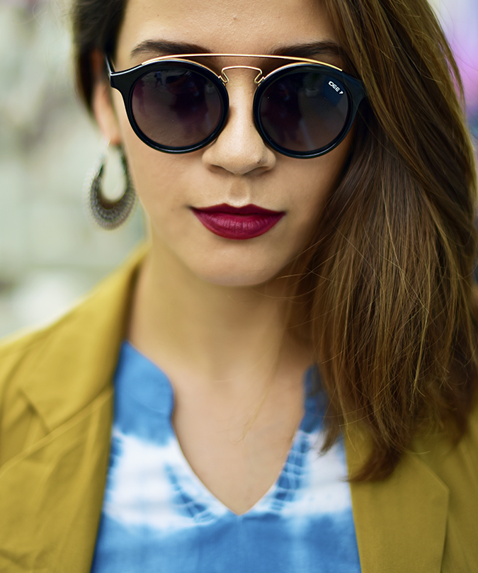 Amazon India Fashion Week   Akanksha Redhu   sunglasses